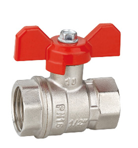 Brass ball valve ssf-30250