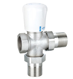 Brass thermmostatic valve ssf-70090